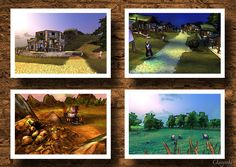 Tavern, Market, Mines and Farm