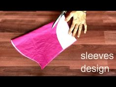 Hello Friends In This Video I Show You Very Stylish And Easy Neck Design For Kurti/Top/Suit and New Blouse And Sleeves designs Cutting And Stitching. Chudithar Neck Designs, Best Blouse Designs, Blouse Back Neck Designs, Kurti Designs Party Wear, Blouse Neck Designs, Sleeve Designs, Kurti Sleeves Design, Sleeves Designs For Dresses, High Neck Saree Blouse