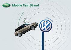 Mobile Fair Stand - GOLD WINNER
