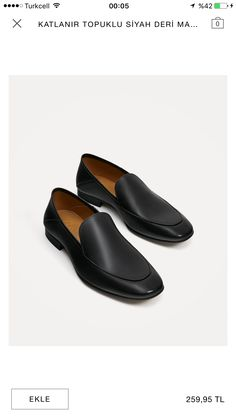 #Zara #Men #Shoes #Fashion