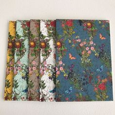 #TBT to 2016 when we had some stationery with our Bloomsbury Garden Print produced thanks to @teneuespublishing  #design #print #stationery #florals #teneuespublishing #timorousbeasties