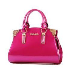 Elegant Girl 2014 The Most Popular Patent Leather Handbags