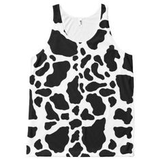 (Black and White Cow Print Pattern All-Over Print Tank Top) #Animal#Black#BlackAndWhite#Cool#Country#Cow#CowPattern#CowSpots#Cowhide#Dairy#Farm#FarmAnimal#Friesian#FriesianCow#FriesianCowPattern#Graphic#Hide#Holstein#HolsteinCow#Milk#Natural#Nature#Pattern#Seamless#Spotted#Theme#White#Wildlife#Zoo is available on Funny T-shirts Clothing Store   http://ift.tt/2b8R4HA