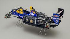 1992 Williams FW14B TAMIYA 1/12