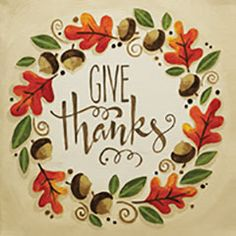"""Social Artworking Canvas Painting Design -  Fall Wreath  Celebrate the spirit of Thanksgiving with trendy hand-lettering made easy. With pops of metallic gold, this smaller-sized canvas packs a decorative punch. Perfect for hanging in your dining room or entryway for the season or for giving as a hostess gift. Customize this piece by using a monogram, last name, or other saying within the wreath design area.  CANVAS SIZE:  12"""" x 12""""  TIME TO PAINT:  approximately 2 hours 30 minutes"""