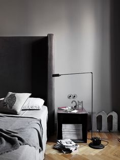 ♅ Dove Gray Home Decor ♅  bedroom
