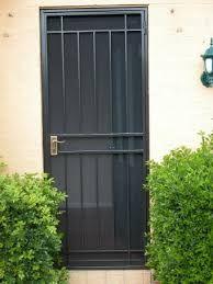 Storm Door Painted To Match Front Door Security Door