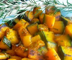 Zucca in padella –  Vegan blog – Ricette Vegan – Vegane – Cruelty Free