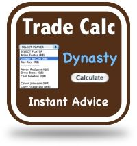 fantasy football dynasty trade calculator