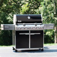 Weber Summit E 670 Natural Gas Grill Sur La Table With Images