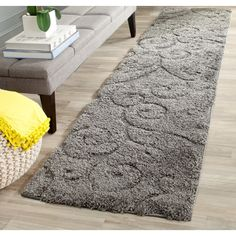 You'll love the Florida Swirl Gray Area Rug at Wayfair - Great Deals on all Décor products with Free Shipping on most stuff, even the big stuff.