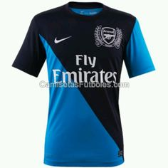 3ad0084c0 Arsenal Away Football Shirt 2011-12 by Nike.  75.00. Embroidered team  graphcis.