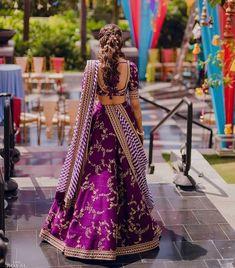 Most Popular Sabyasachi Lehenga Designs For Brides of 2019 SetMyWed Indian Lehenga, Half Saree Lehenga, Lehnga Dress, Indian Gowns, Indian Attire, Lehenga Dupatta, Anarkali, Sabyasachi Lehenga Bridal, Lehenga Choli Wedding