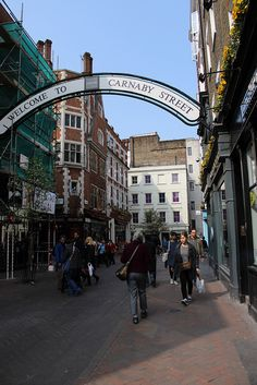 Carnaby Street, London http://www.tripadvisor.com/Attraction_Review-g186338-d215375-Reviews-Carnaby_Street-London_England.html