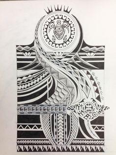 #Samoantattoos Polynesian Art, Maori Designs, Polynesian Tattoo Designs, Tribal Tattoo Designs, Tattoo Sleeve Designs, Sleeve Tattoos, Media Manga Tatuaje, Anubis Tattoo, Hawaiian Tattoo