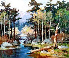 Jack Wilkinson Smith AskART Artist