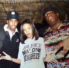 Aaliyah, big, puffy