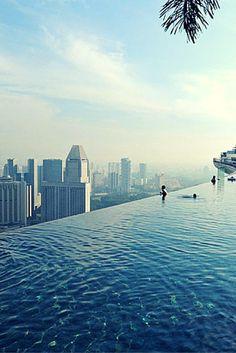#MarinaBaySands #Singapore