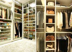 Não precisa gastar nada! Com um pouco de organização, esse espaço vai ficar como você sempre quis