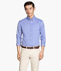H&M Shirt in premium cotton $49.95