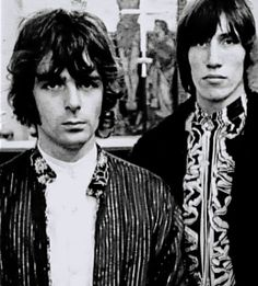 Rick Wright & Roger Waters