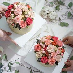 3월의 드림팀 같은 두분 👍🏻진짜 최고 😘 Basic class-2 students work  #RKFA#RepublicofKoreaFlowercakeAssociation #flowercake#theflowercompany . . #BungaKue#鲜花蛋糕#jakartacake#jakartabaking#เค้ก#flowerstagram#ดอกไม้#wiltoncakes#bakingclass#cakedesign#cakeshop#theflowercompany#instacake#koreanbuttercream#koreanflowercake#플라워케이크#kursuskue#플라워케익#flowercake#Bangkokcake#CakesThailand#fukuokacake#福岡ケーキ #CakesThailand#fukuokacake#福岡ケーキ#삼성동케익#대치동케익