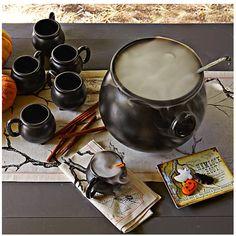 Cauldron Mug set from Williams Sonoma