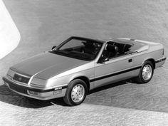 Chrysler LeBaron Convertible '1987–92
