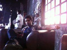 #VettaiMannan On Its Way!  Read More @ http://kalakkalcinema.com/vettai-mannan-way/