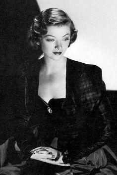 Myrna Loy so beautiful and elegant