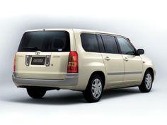 Toyota Succeed Wagon (CP50) '07.2002–08.2014