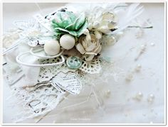 Summer Shabby - project made by Elena Tretiakova for More Than Words  http://elena-3cards.blogspot.ru