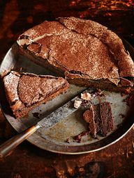 Chocolate meringue c...