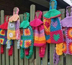 Crochet Girls, Cute Crochet, Crochet Crafts, Yarn Crafts, Crochet Yarn, Crochet Toys, Crochet Projects, Crochet Patterns Amigurumi, Knitting Patterns