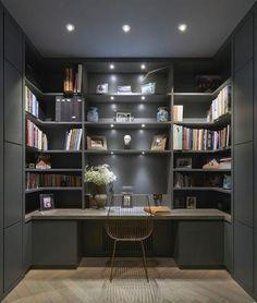 Dark Workspace
