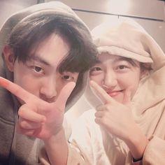 ♡Kim Minjae and So Juyeon♡ Choi Jin Ho, Ahn Hyo Seop, Romantic Doctor, Lee Sung Kyung, Kim Min, Dimples, Korean Drama, Kdrama, Actors