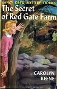 Nancy Drew books!  These were all the rage in the later half of my sixth grade year.