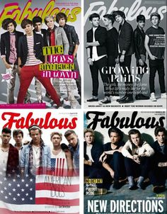 """The Evolution of One Direction's Yearly """"Fabulous"""" Covers Will Destroy You  - Seventeen.com"""