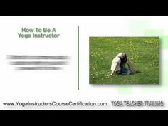 \n        How To Be A Yoga Instructor - Its EASY To Be A Yoga Instructor\n      - YouTube\n