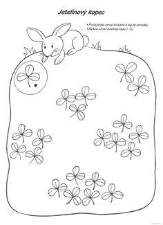 167 Nejlepsich Obrazku Z Nastenky Predskolaci Preschool Worksheets
