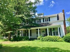 Amazing Homestead Property includes main Guest house,huge Metal Barn/Workshop x 2007 as well as other older smaller barns… Homestead Property, Small Barns, Old Houses For Sale, Metal Barn, Old House Dreams, Maine House, Homesteading, Gazebo, Home And Family
