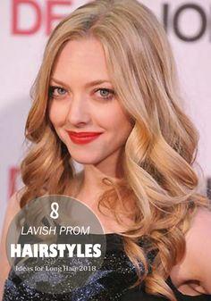 Loose barrel curls, romantic curls – Hair World Curly Prom Hair, Prom Hair Medium, Wavy Hair, Blonde Hair, Party Hairstyles For Long Hair, Wig Hairstyles, Wedding Hairstyle, Hair Styles 2014, Curly Hair Styles