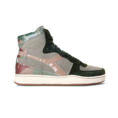 AW LAB Exclusive Edition  Shop Online: http://www.aw-lab.com/shop/diadora-mi-basket-camo-8047056
