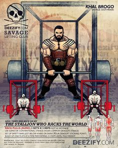 #Savage #BackDay - These Are Questions For Wise Men With Skinny Arms. TAG A DOTHRAKI SAVAGE  - it's Back Day. SAVAGE MIND ———————– There's a fine line between Science and sheer Savagery. A man with skinny arms can babble about proper technique,...
