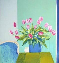 Grand Bouquet de Tulipes by Roger Muhl