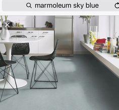 Forbo marmoleum Sky Blue