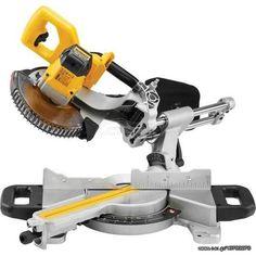 Επαναφ/νο Φαλτσοπρίονο Συρόμενο Πάγκου 18V 4.0AH Dewalt DCS365M2 - Car.gr Miter Saw, Diy Tools, Garden Tools, Amazon, Tools, Amazons, Riding Habit, Yard Tools, Router Jig