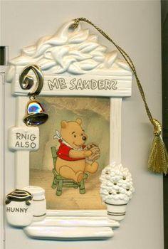Ornament Disney Winnie The Pooh Collectors