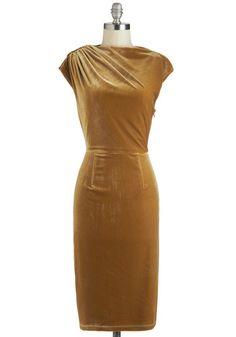 Olive My Heart Dress, #ModCloth