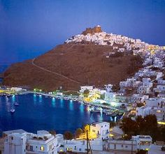 """Astypalaia is the """"bridge"""" that connects Cyclades and the Dodecanese combining features from both island groups. Places In Greece, Karpathos, Greek Isles, Archaeological Site, Amazing Destinations, Where To Go, Beautiful World, The Good Place, Places To Visit"""